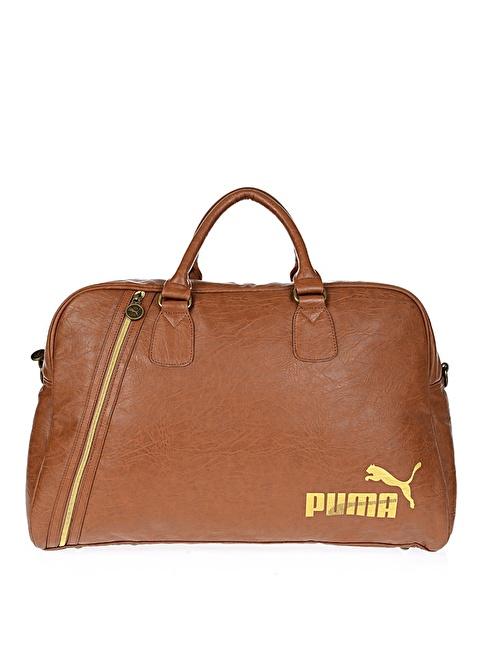 Puma Spor Çantası Ten